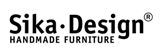 Sika Design, Handmade furniture, sort hvid (160)
